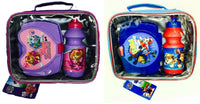 Paw Patrol Lunch Bag Box Insulated with Sandwich Box & Drink Bottle Boys Girls