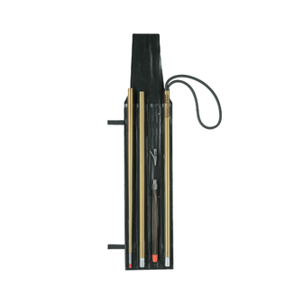 JBL Gold Aluminum Travel Polespear 6'