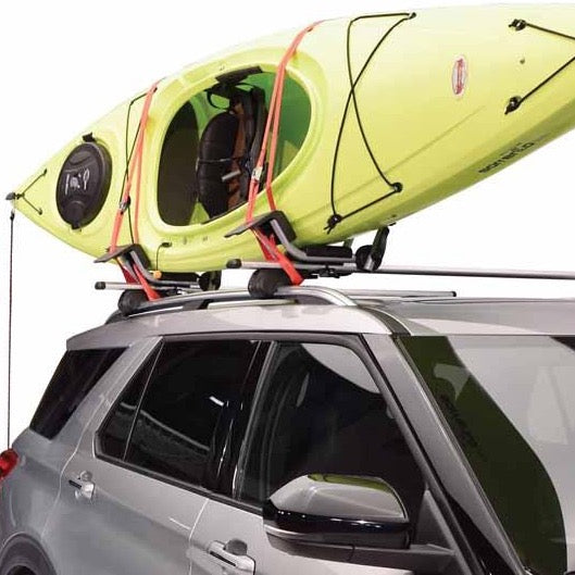 Malone Downloader Fold Down Kayak Rack