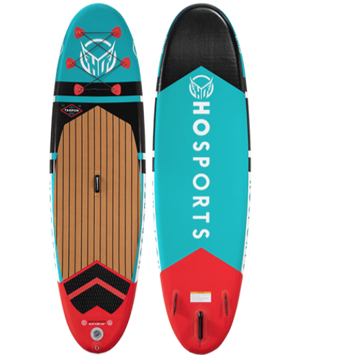 2021 HO Tarpon 10'6 Inflatable Paddle Board (iSUP) Package