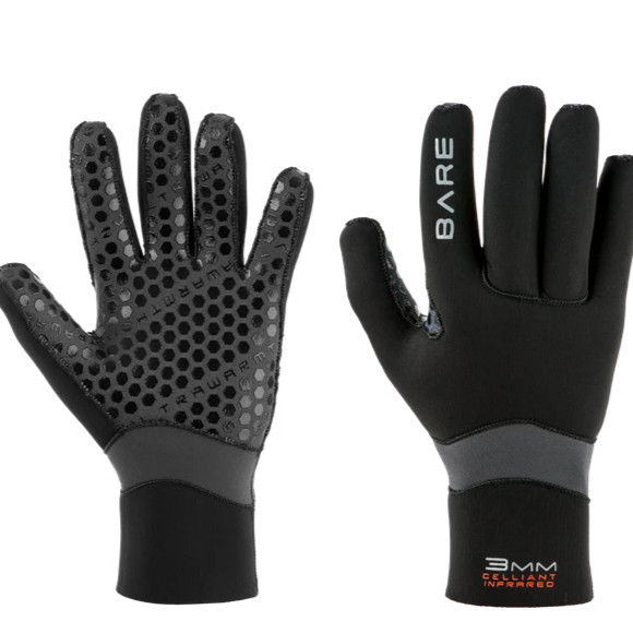 Bare Ultrawarmth Gloves - 3mm and 5mm