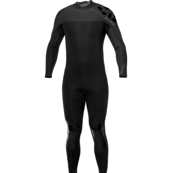 Bare Men's Revel Full 3/2MM Wetsuit