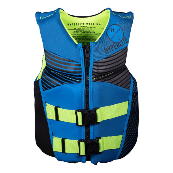 2021 Hyperlite Indy Teen PFD 75-120lbs