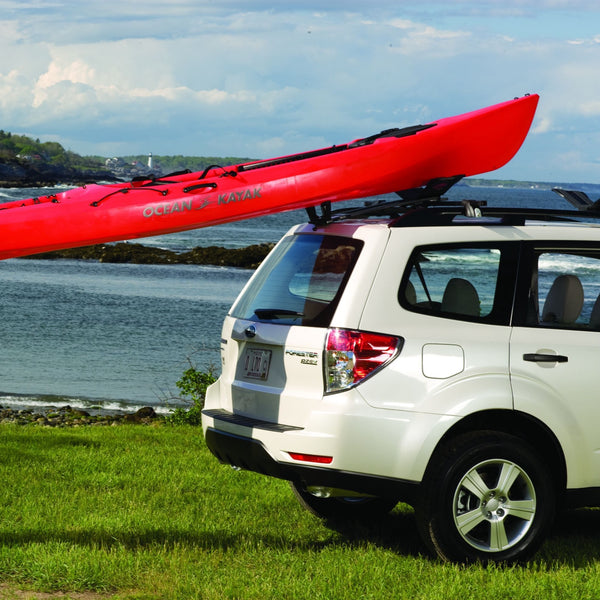 Malone SeaWing Kayak Carrier with Stinger Load Assist Combo