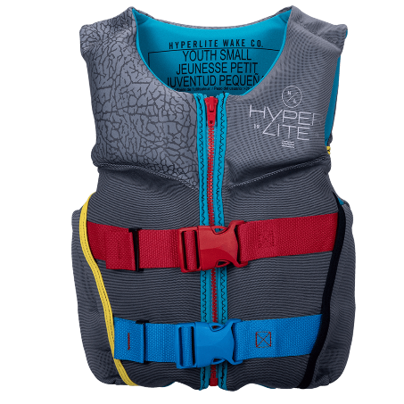 2021 Hyperlite Indy Youth PFD (2 Sizes)