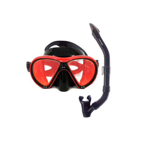 Head Lava Ice Mask/Snorkel Set