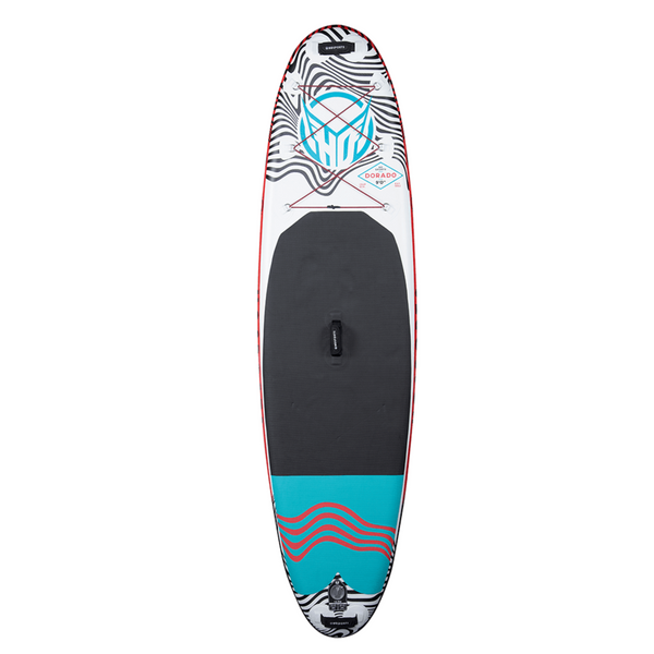 2021 HO Dorado 9' Kids Inflatable Paddle Board (iSUP) Package