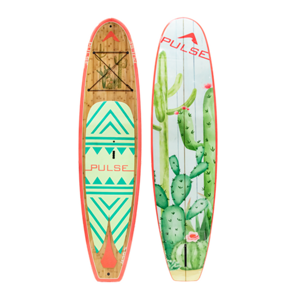 Pulse Kaktos 10'4 SUP Package (Pre-Order)