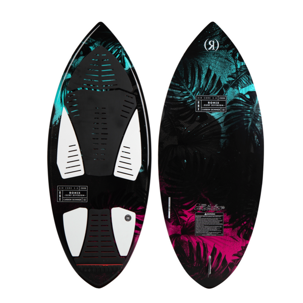 2021 Ronix Women's Carbon Air Core Skimmer 4'4