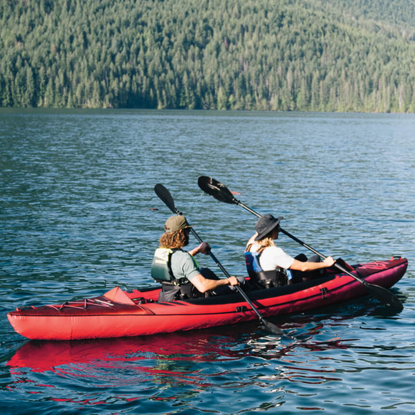 2021 HO Ranger 2 Tandem Inflatable Kayak Package