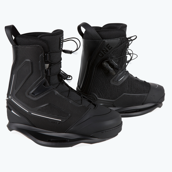 2021 Ronix One Black/White Wake Boot