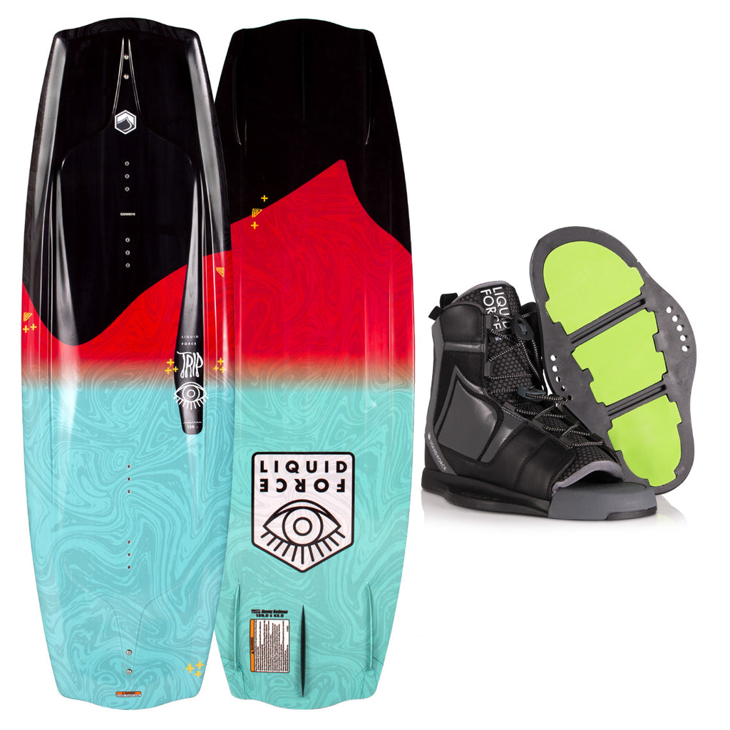 2021 Liquid Force Trip Wakeboard Package