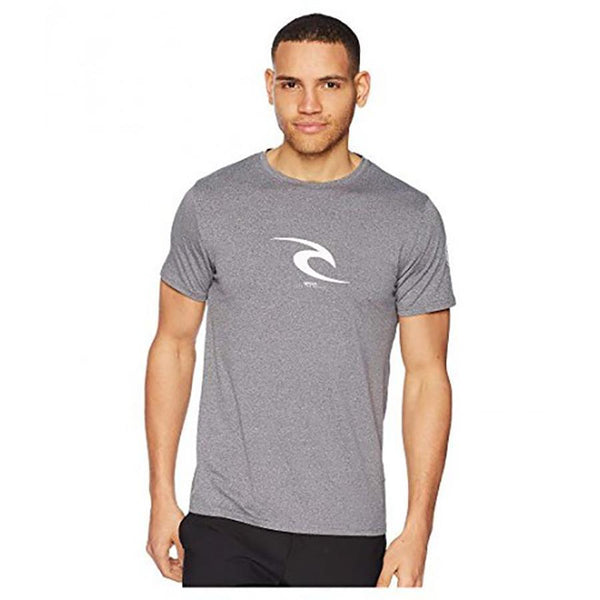 Rip Curl Mens Icon Short Sleeve Rashguard