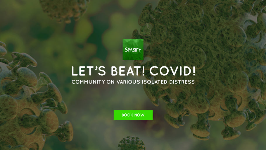 Let's Defeat! COVID!