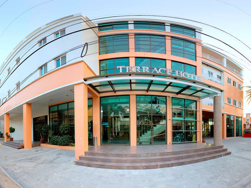 Terrace Hotel (Subic Bay, SBFZ, Olongapo City)