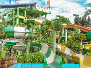 Splash Island, Day Tour Access (Biñan, Laguna)