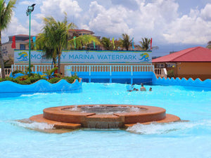 Moonbay Marina Waterpark, Whole Day Access (Subic Bay, SBFZ, Olongapo City)