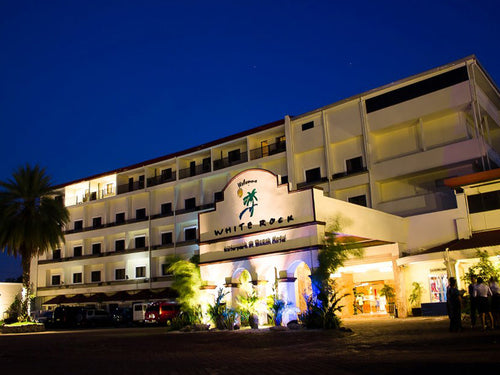 Whiterock Beach Hotel + Waterpark (Matain, Subic, Zambales)