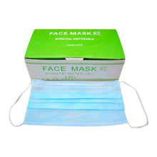 Load image into Gallery viewer, Surgical Face Mask (50 Pcs)
