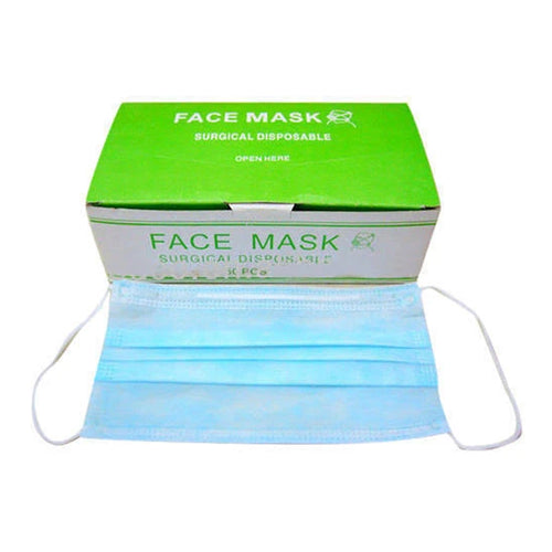 Surgical Face Mask (50 Pcs)