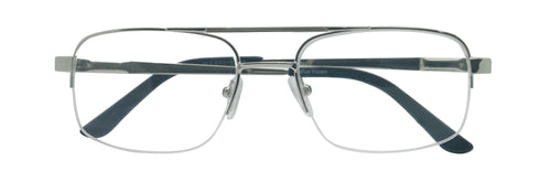 Metal Frame Eyeglasses