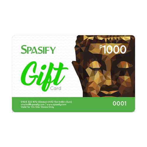P1,000 Gift Card