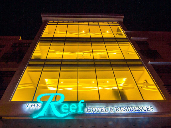 The Reef Hotel & Residences (Subic Bay, SBFZ, Olongapo City)