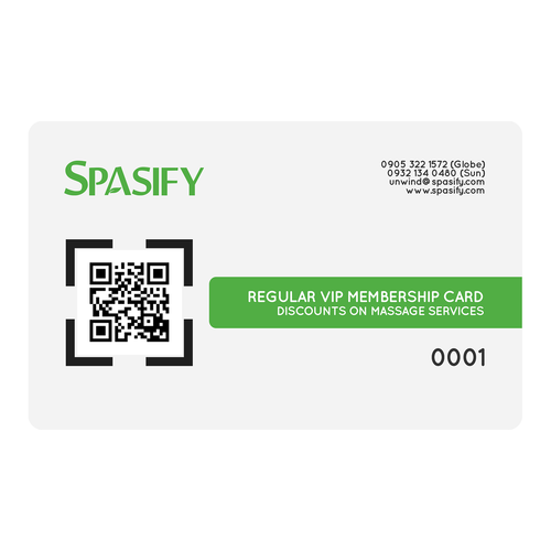 Spasify Regular Membership (30 Days) Trial