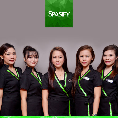 Spasify Massage & Spa On-Site (Franchise Business Package) Pre-Selling