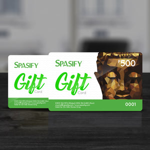 Spasify E-Gift Card (On-Site)
