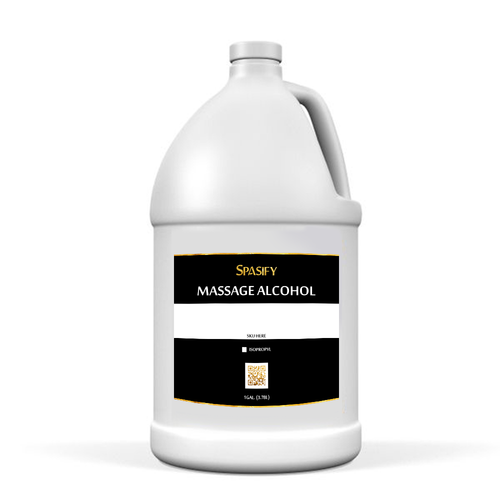 Spasify Massage Alcohol (1 Gallon)