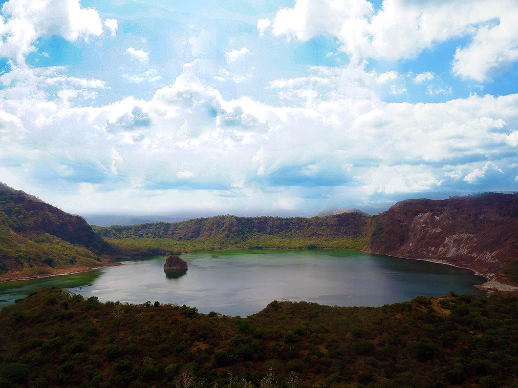 Hop On and Discover Taal Volcano with Tanlines PH (Talisay, Batangas)