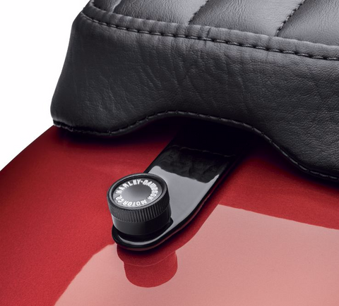 Quick-Release Seat Hardware Kit - Gloss Black