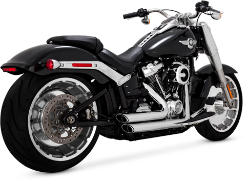 Vance & Hines Shortshots Staggered Exhaust