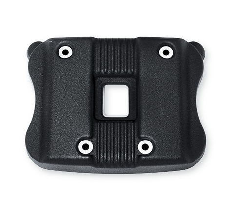 Wrinkle Black Sportster Rocker Box Cover