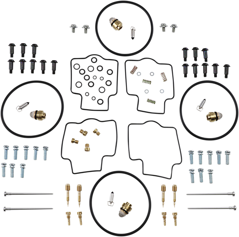 Parts Unlimited Carburetor Kit Yamaha YZF600R