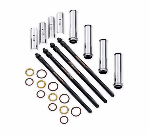 Screamin' Eagle Premium Tapered Quick-Install Adjustable Pushrods