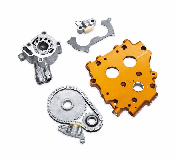 Screamin' Eagle Hydraulic Cam Chain Tensioner Plate Upgrade Kit
