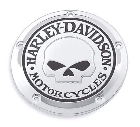 Harley-Davidson Motor Co. Right Side Medallion