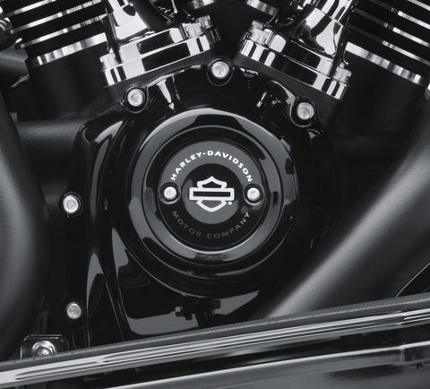 Milwaukee-Eight Gloss Black Timer Cover