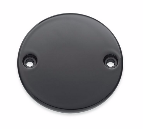 Milwaukee-Eight Engine Timer Cover - Gloss Black
