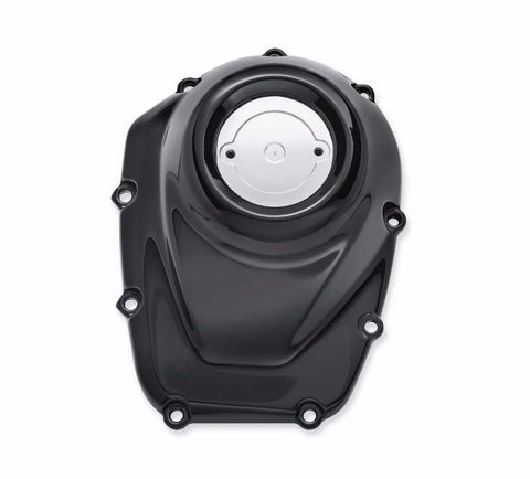 Milwaukee-Eight Gloss Black Cam Cover