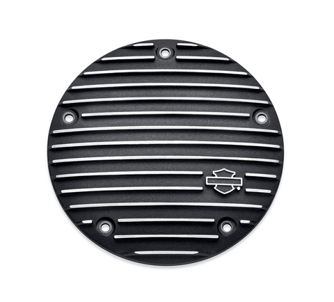 Black Fin Narrow-Profile Derby Cover