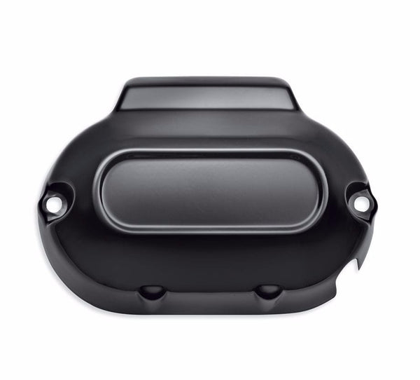 Milwaukee-Eight Gloss Black Transmission Side Cover