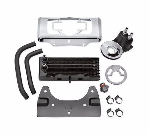 Premium Oil Cooler Kit for Touring Models