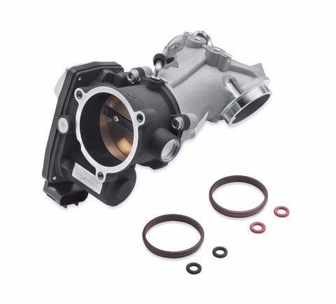 Screamin' Eagle High Flow 64mm EFI Throttle Body - Milwaukee-Eight Engine