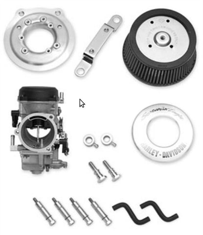 Screamin' Eagle® Pro Super Bore 51mm CV Carburetor Kit | 27928-07A