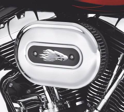 Screamin' Eagle Ventilator Performance Air Cleaner Kit - Chrome