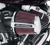 Screamin' Eagle Heavy Breather Elite Performance Air Cleaner Kit - Gloss Black