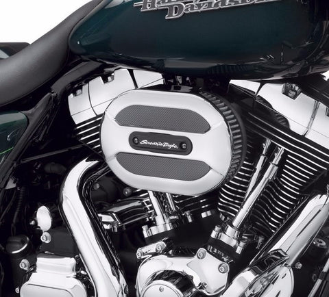 Screamin' Eagle Ventilator Elite Air Cleaner Kit Chrome